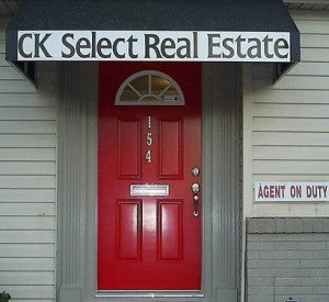 "CK SELECT Real Estate in Concord, NC.  There are other ""SELECT REAL ESTATE LOCATIONS"""